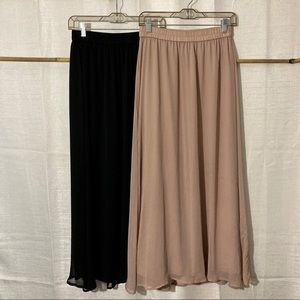 Bundle of OLD NAVY Maxi Skirts